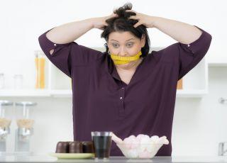 Nie zawsze przyczyną nadwagi jest nadmiar jedzenia