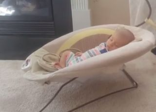 Niebezpieczna metoda usypiania dziecka