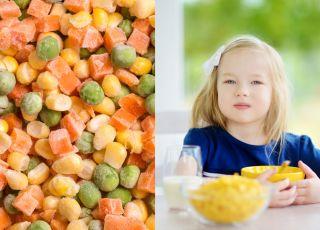 niebezpieczna kukurydza w mrożonkach - bakterie listerii