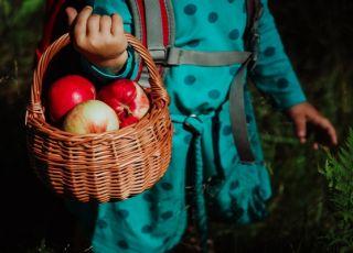 Niebezpieczne plamki na owocach