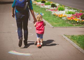 Niejasne przepisy dotyczące ruchu na drodze przez dzieci