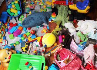 Niektóre zabawki dla dzieci mogą być niebezpieczne