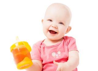 przekąski dla niemowlaka soki