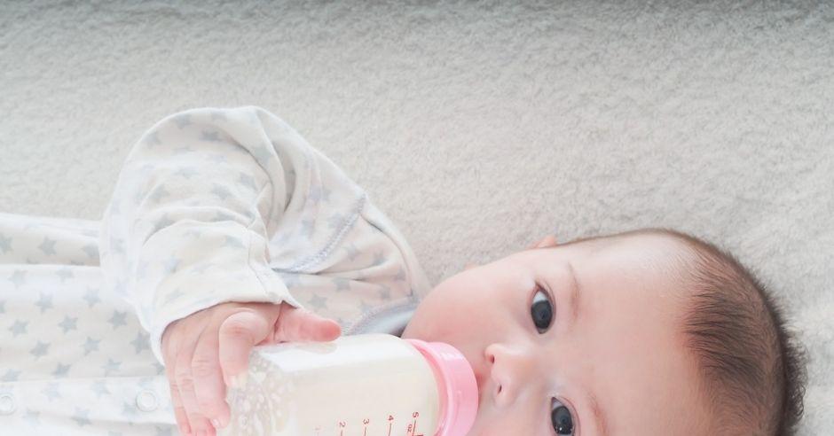 niemowlak mleko