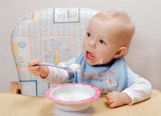 niemowlę alergia jedzenie
