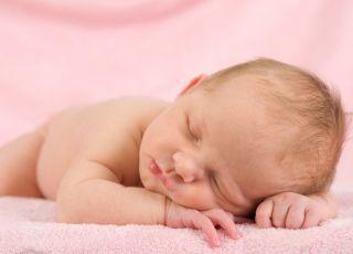 niemowlę,  dobry sen, sen