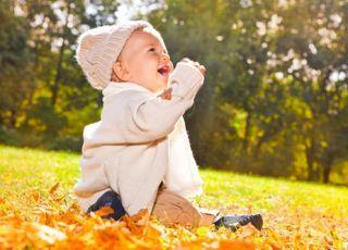 niemowlę, dziecko, jesień, przeziębienie u dziecka