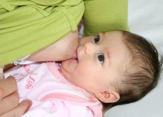 niemowlę, karmienie piersią