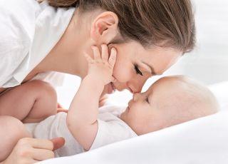 niemowlę kolka