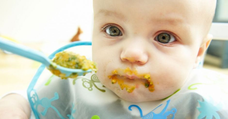 niemowlę, kuchnia