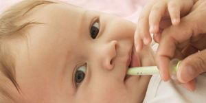 niemowlę, lekarstwo, witaminy