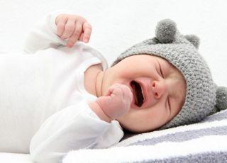 Dlaczego niemowlę płacze
