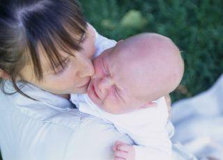 niemowlę, płacz niemowlęcia