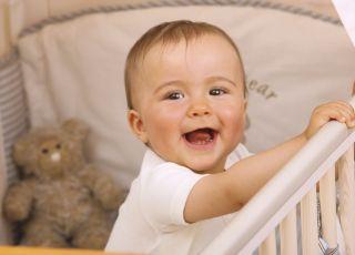 niemowlę, problemy ze snem