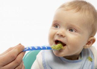 niemowlę, rozszerzanie diety, karmienie