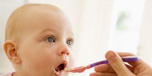 niemowlę, rozszerzanie diety, kuchnia dla malca