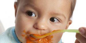 niemowlę, rozszerzanie diety, kuchnia, karmienie
