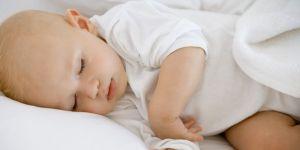 niemowlę, sen