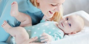 niemowlę, sen, problemy ze snem