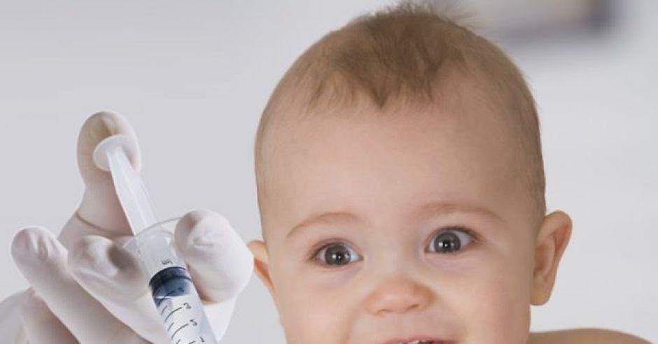 niemowlę, szczepionka, igła