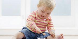 niemowlę, zabawa, rozwój