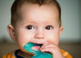 niemowlę ząbkowanie