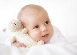 niemowlę, zmysły