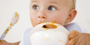 niemowlę, zupa, kuchnia dla malca
