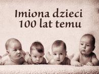 niemowlęta, stare imiona dla dzieci