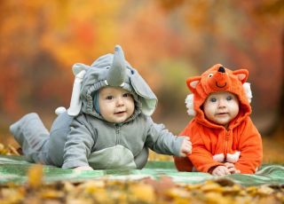 Czy ubierasz maluszka stosownie do pogody? Polecamy kombinezony na jesień!