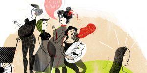 niepłodność, starania o dziecko, endometrioza