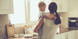 Niepracująca mama a czas dla dziecka