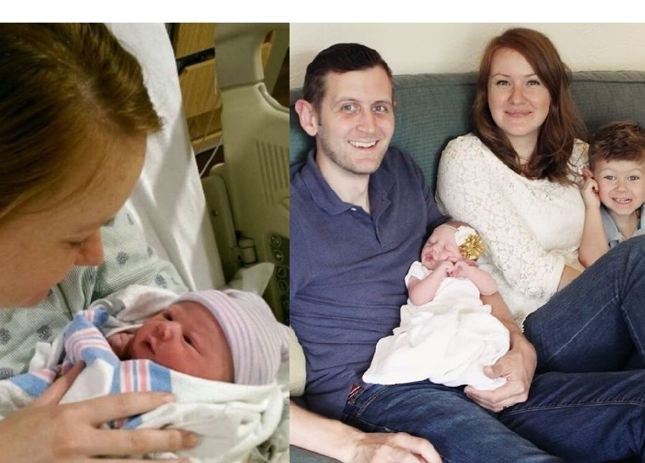 Niesłysząca od urodzenia dziewczynka reaguje na pierwsze dźwięki po wszczepieniu implantu ślimakowego