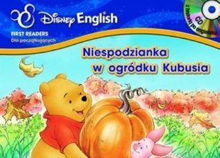 Niespodzianka w ogródku Kubusia, Kubuś i przyjaciele, książka dla dzieci