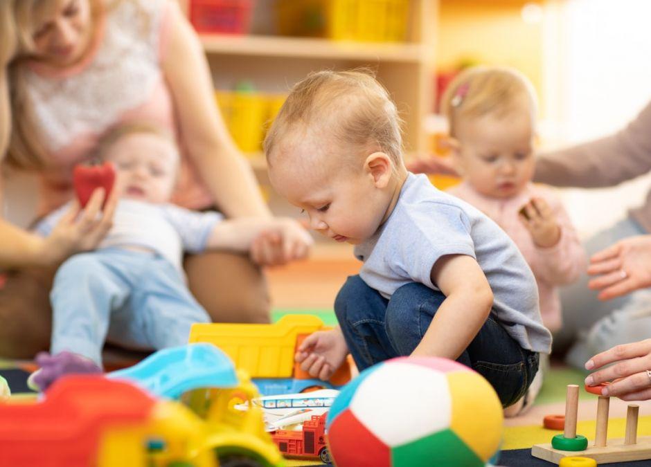 nieszczepione dzieci wypadną z kolejki do żłobka