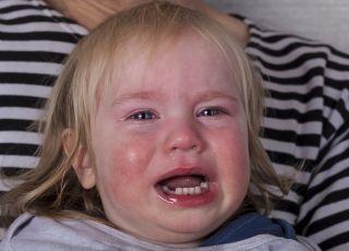 nietłumienie emocji u dziecka