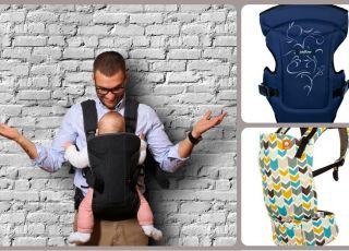 Nosidełko dla niemowlaka - idealne na wiosenny spacer
