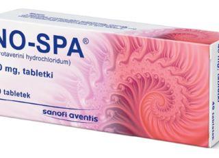 Nospa, Nospa Comfort, leki przeciwbólowe