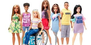 Nowe lalki Barbie - zaskakująca kolekcja na 2019 rok