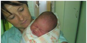 noworodek, babcia, szymon,