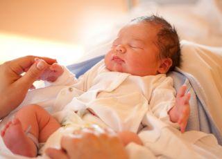 noworodek, jak wygląda noworodek