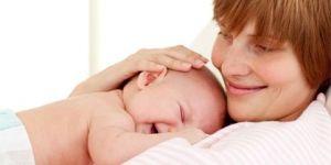 noworodek, mama i dziecko