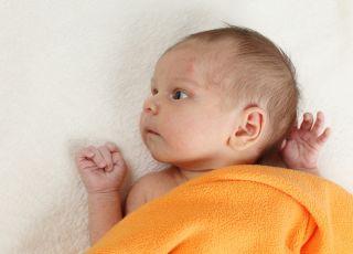 noworodek, pierwszy miesiąc życia
