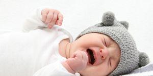 noworodek, płacz, pleśniawki