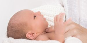 noworodek w szpitalu