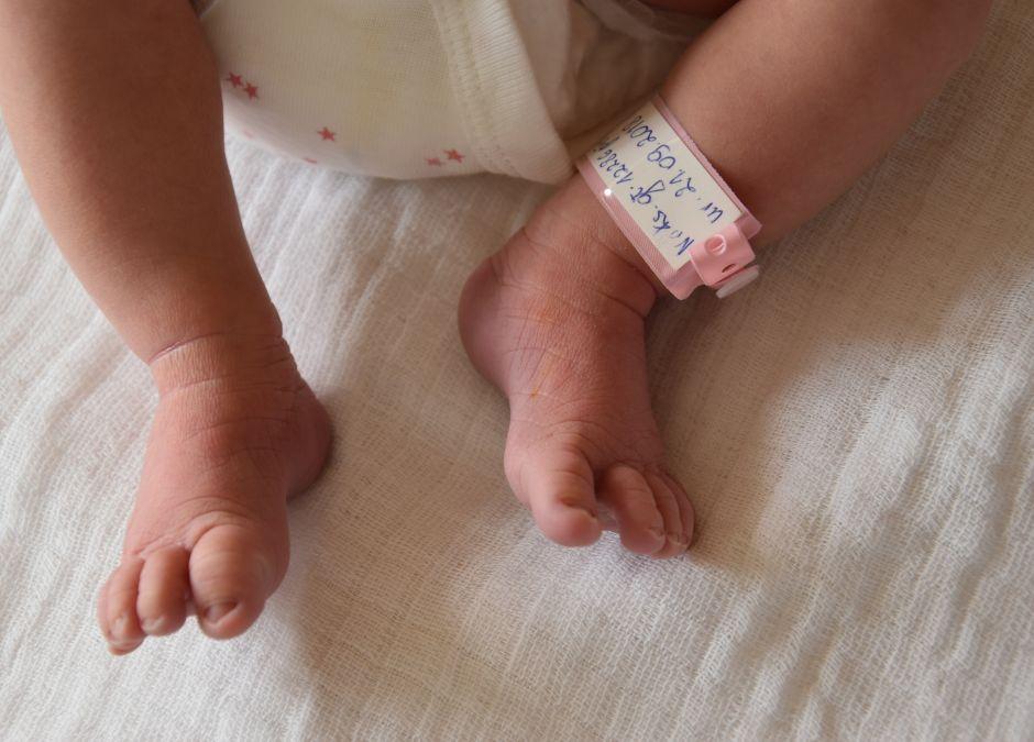 noworodek zakażony koronawirusem