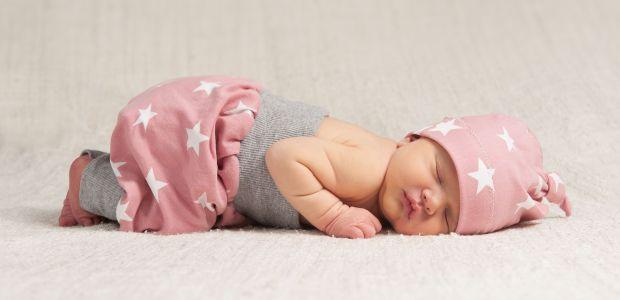noworodek Ziajka