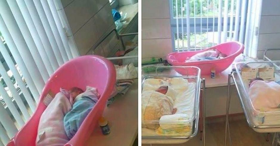Noworodki w Wojewódzkim Szpitalu Zespolonym w Białymstoku
