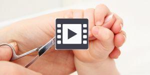 Obcinanie paznokci - zabawny film