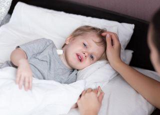obecność rodzica przy chorym dziecku w szpitalu